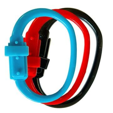 3 pack SAFETY RELEASE SAFE TIE RINGS horse tether equestrian stable ties