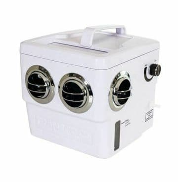 TRANSCOOL 2021 MODEL 12v  24v  240v AIR COOLING UNIT caravan motorhome boat dogs