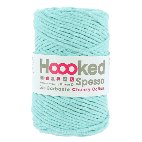 Hoooked Spesso Chunky Cotton Macrame Cord 5mm, 500g - Spring