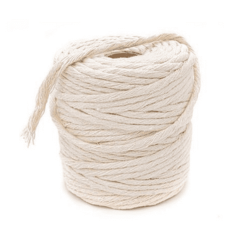 Peakdale Products Macrame Cord Natural Cotton 5mm 500gm