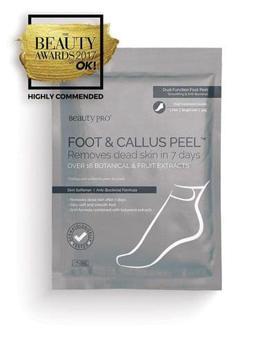 FOOT & CALLUS PEEL