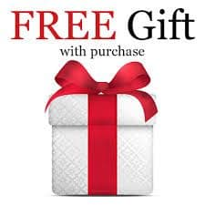 FREE Gift Selection on orders over £70