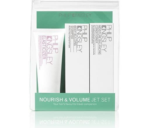 Nourish and Volume Jet Set