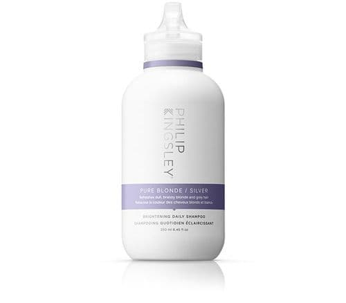 Pure Blonde Silver Brightening Daily Shampoo