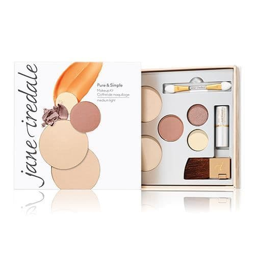 PURE & SIMPLE MAKE-UP KIT MEDIUM