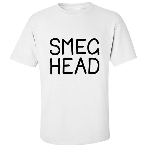 Eddsworld SMEG HEAD Tee