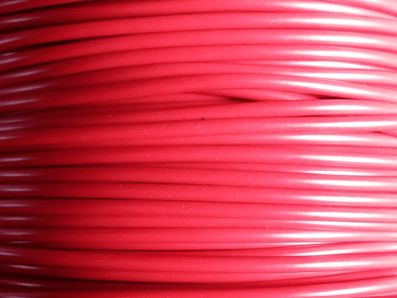 10 metres Medium/Large DCC Layouts Track Power Bus Wire 32/0.2 Red