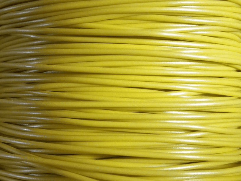 10m Layout/Doll's House Wire 1.8A 1/0.6 Yellow