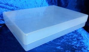 A4 Craft Project Storage Box with Lid