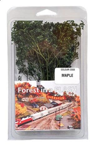 Forest in a Flash - Maple