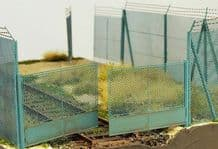 Model Scene 48141 Chain Mesh Gate for High Fence Scale 1:72 / 1:87