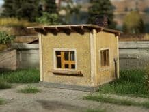 Model Scene 96505 Gate House Kit Scale N 1/160