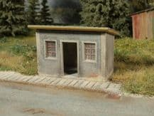 Model Scene 96507 Bus Stop Kit Scale N 1/160