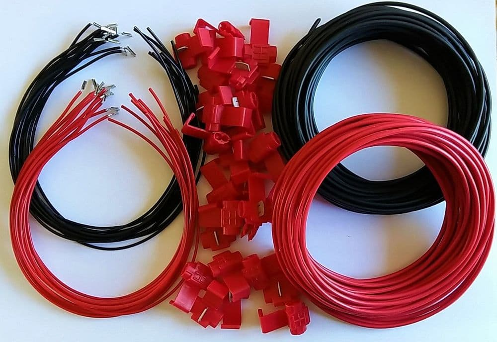 Small Layout DCC Wire Starter Kit with Soldered N Gauge Fishplates