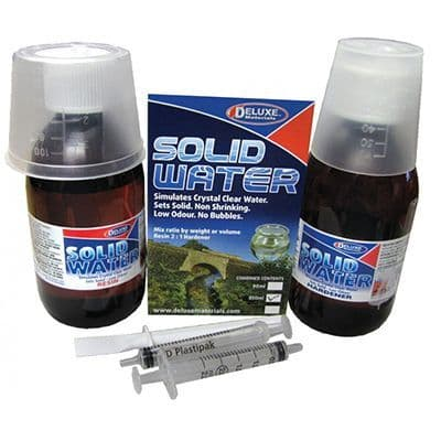 Solid Water Kit 350ml