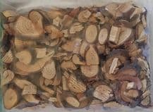 Wood Pieces 100g